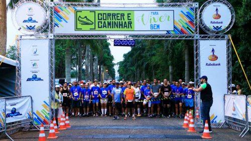 2ª Etapa Correr e Caminhar para Viver Bem – 2017 – São Paulo – LIE (IR)