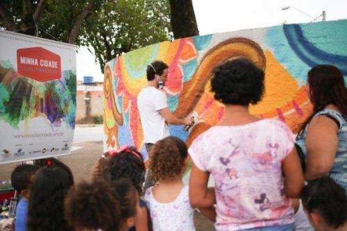 Minha cidade com mais arte – Sumaré – 2017 – ProAC