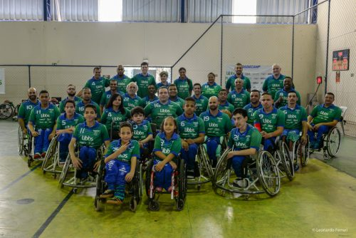 GADECAMP Basquetebol sobre rodas – Campinas-SP – LIE (IR) – 2018