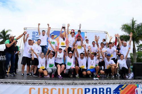 Correr e Caminhar para Viver Bem 8 – São Paulo-SP – LIE (IR) – 2018