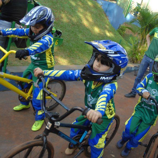 Início do Bicicross – Paulínia-SP – LIE (IR) – 2019