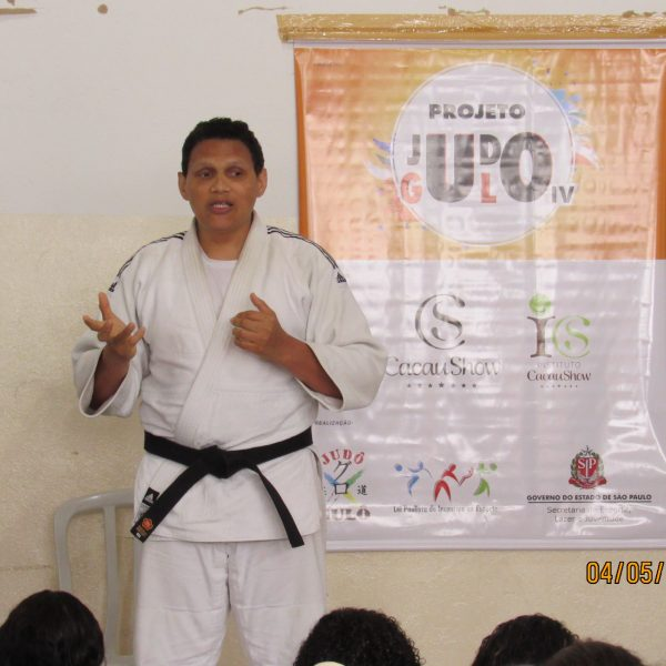 Início do Judô Gulô – Itapevi-SP – PIE (ICMS) – 2019