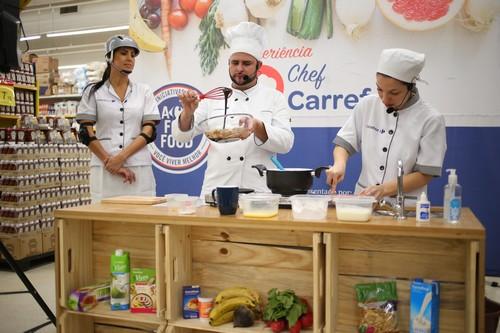 Experiência Chef Carrefour –São Paulo-SP– Lei Cultural (IR)– 2019