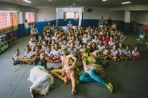 Teatro Infantil e Oficinas – Itu-SP – ProAC (ICMS) – 2019