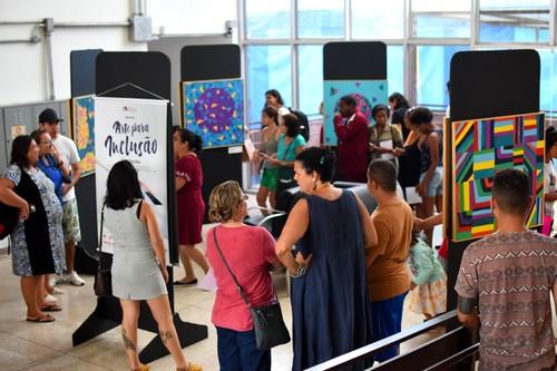 Arte para Inclusão (Exposição) – São Paulo-SP – Condeca – 2019