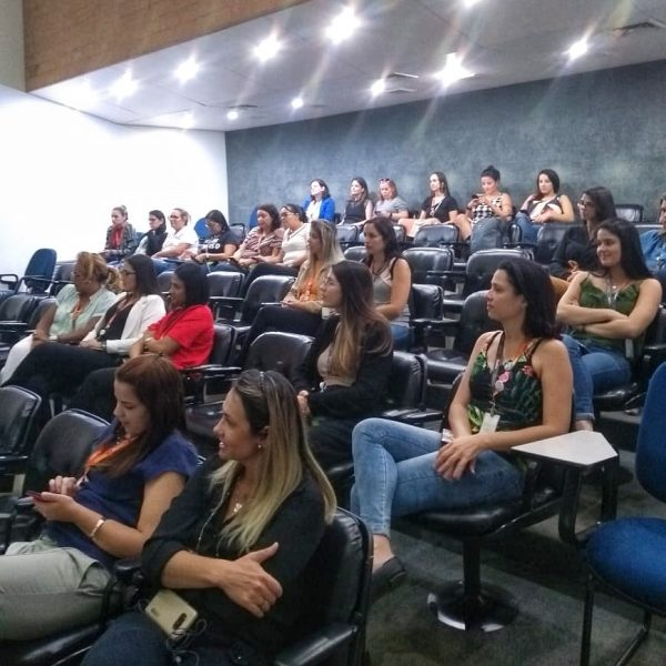 Palestra Liderança Feminina – Campinas-SP – 2020